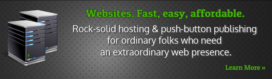 Easy, affordable websites, webhosting, WordPress customization and web development services in Nevada City