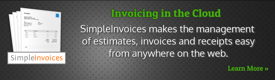 SimpleInvoices customization, set-up and hosting services