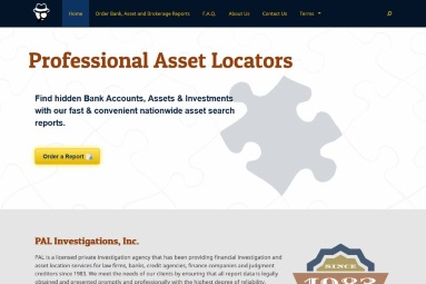 Professional Asset Locators