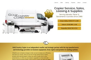 Gold Country Copier